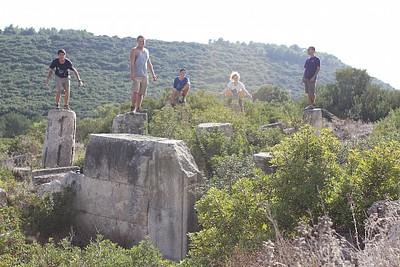 בית הכנסת העתיק- חרבת סומק