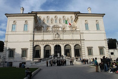 מוזיאון האומנות בפארק - Borghese Gallery and Museum