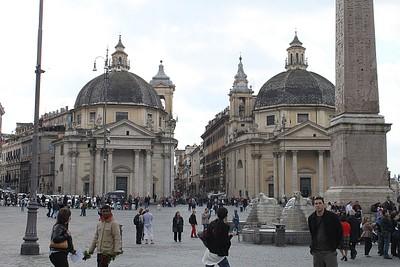 הכנסיות התאומות