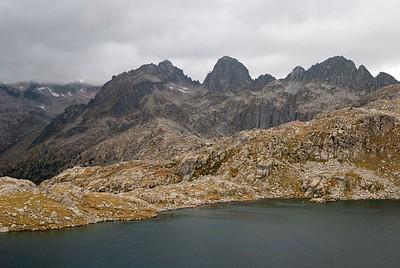מבט על רכס Serra De Tumeneia