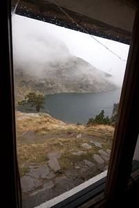 נוף מחלון הבקתה - Joan Ventosa i Calvell