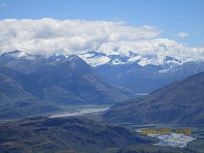 רכז ההרים Mount Aspiring