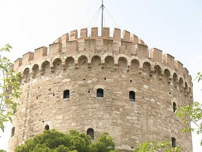 המגדל הלבן - סמלה של סלוניקי