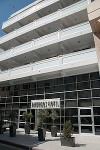 בית המלון - Amorgos Hotel