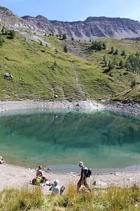 האגם הקטן