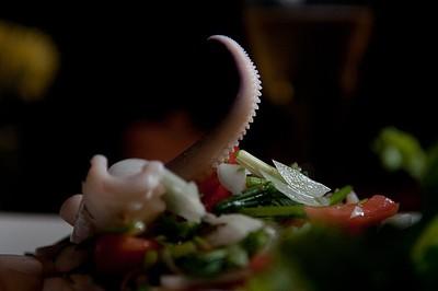 מנה מפתה במסעדה היחסית יוקרתית ב-Serendipity
