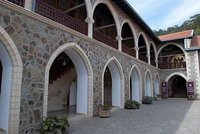 מנזר Kykkou