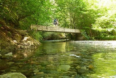 נהר ה- Strata Reka