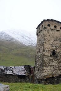 המגדלים העתיקים של אושגולי