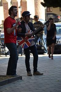 מוזיקה ברחוב
