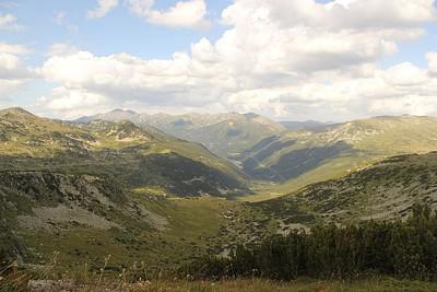 טעימה מהנוף- למטה נהר 'יסקאר'