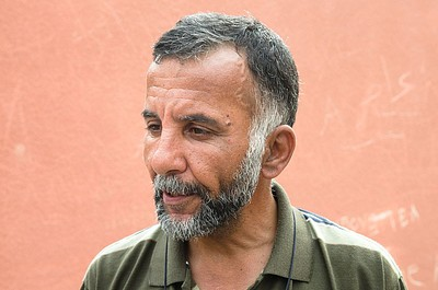 אחמד אל-שארו, איש הקשר והמארגן