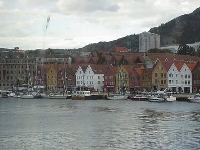 שכונת Bryggen