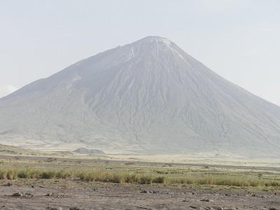 """""""הר האלוהים"""" - אפשר להבין לפי הנוכחות המרשימה, וזה עוד כשהוא שקט"""