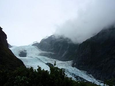 franz jusef - טיול לתצפית על הקרחונים