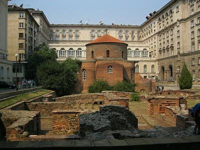 הכנסיה העתיקה בבולגריה