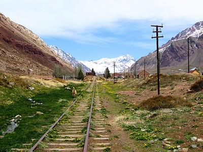 ההליכה על מסילת הרכבת