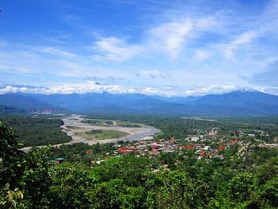העיירה Villa Tunari