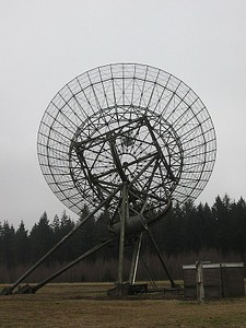 Radio Telescope Westerbork
