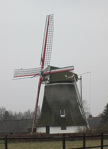 Windmill in the area