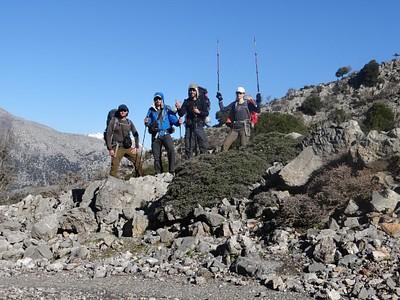 המשתתפים בטיול 1