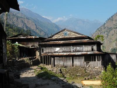מגן דוד בנפאל זה סימן לבית ספר/חינוך