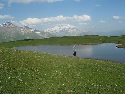 תמונות מהאגמים