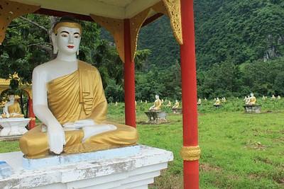 מקדשים סביב פא-אן