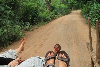 הטרק מקלאו ל-אינליי: טרמפ על עגלה