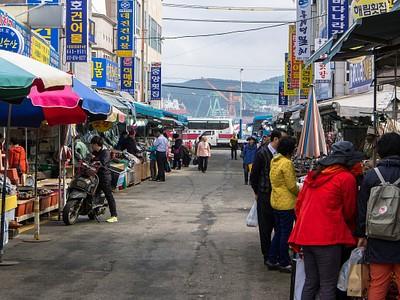 העיר Tongyeong
