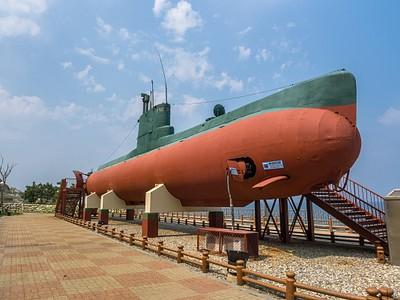 הצוללת הצפון קוריאנית, פארק הא