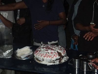 עוגת השוקולד