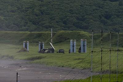 סוללת S-300 פעילה