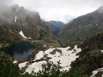 Lac de Capitell0