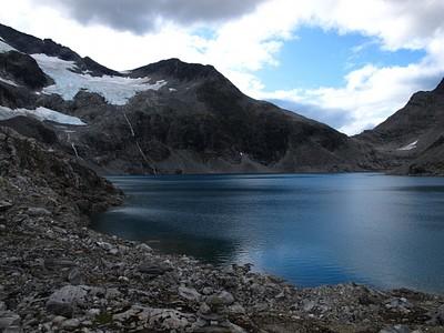 טיולון לאגם Bispevatnet