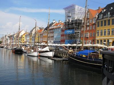 הנמל בקופנהגן - Nyhavn