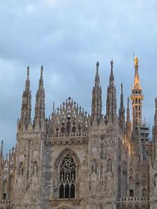 ה-Duomo במילאנו
