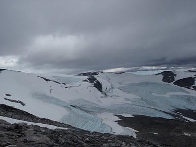 קרחון ענק