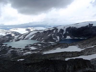 האגמים שמתגלים
