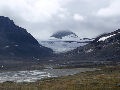 קרחון בדרך