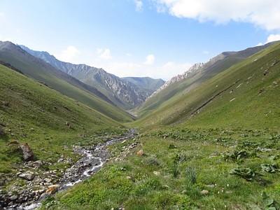 העליה בעמק ג'יפטיק-סו