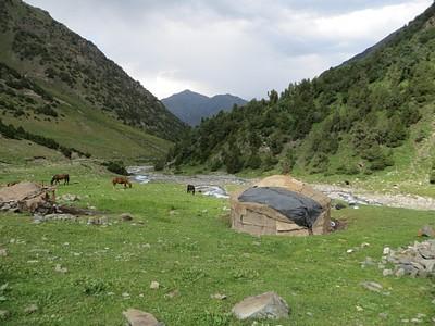 מחנות רועים בעמק הצפוני