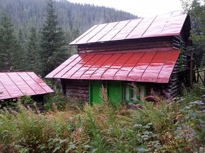 מחנה  Cabana Pietrele