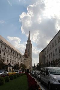 השדרה הראשית במצודה 2