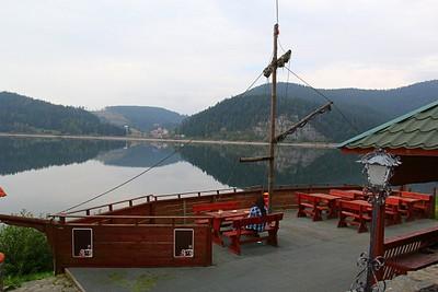 בית קפה- סירה , מחוץ לצימר