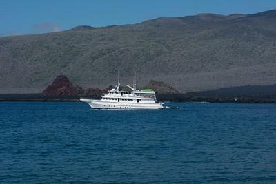 הספינה בה שטנו - Reina Silvia