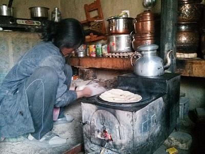 ארוחת הבוקר בהכנה