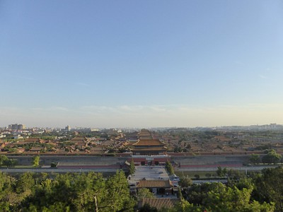 העיר האסורה במבט על מגבעת הפחם