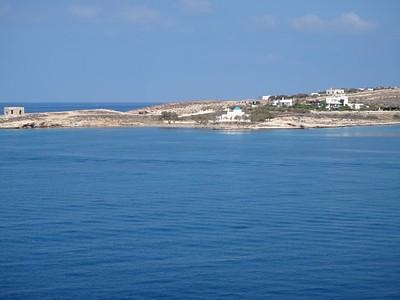 החוף בפאריקיה