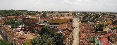 תצפית ממגדל הפעמונים